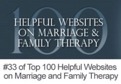 Susan Block LMFT #33 of Top 100 Helpful Websites on Marriage and Family Therapy