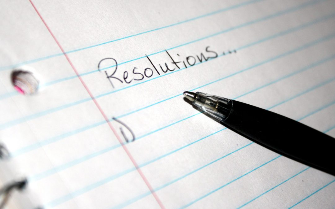 How to Keep Your New Year's Resolution the Whole Year